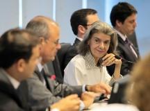 Ministra Cármen Lúcia vem a Manaus nesta sexta-feira (17)