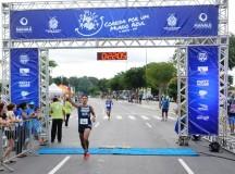 Wemerson Guimarães e Jéssica Santos conquistam 3ª Corrida por um Mundo Azul, em Manaus