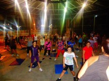 50% da população jovem do Brasil pratica atividade física