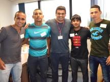 Quadro jogadores do futebol amazonense reforçam Atlético de Roraima