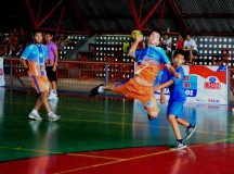 Manaus, a capital do Handebol Infantil e Juvenil de 17 a 21 de abril