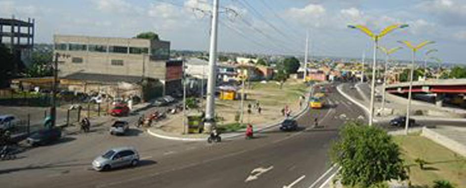 Avenida Autaz Mirim zona leste de Manaus