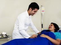 Alunos do Curso Técnico em Enfermagem do CEL discutem sobre a atuação profissional, em Manaus