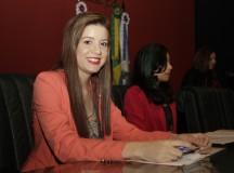 Estudante de Presidente Figueiredo (AM) é uma das deputadas que representam a juventude no Programa Parlamento Jovem 2015/ALEAM