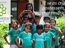 Instituto TIM traz projeto de ensino da matemática da Universidade de Harvard para escolas públicas de Manaus