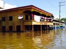 ENCHENTE 2015: Defesa Civil do Estado aprova Decreto de Emergência em mais seis municípios do Amazonas