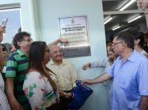 Governador José Melo inaugura novas instalações do Hospital de Novo Airão,no AM