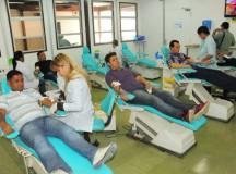Junho Vermelho incentiva a doação de sangue