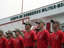 Peso elevado elimina candidato para cargo de bombeiro,em Mato Grosso do Sul