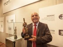 Chefs de todo o país recebem o Prêmio Dólmã 2015, em Campo Grande
