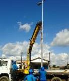 Município de Humaitá recebe novo projeto de iluminação pública, no AM