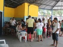 Eleições da Associação de Moradores do Núcleo 16 acontecem sob suspeita de fraudes no processo eleitoral, em Manaus