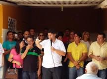 Deputado Hissa Abrahão recebe novos filiados no PPS-AM