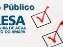 Companhia de Água e Esgoto do Amapá abre 70 vagas efetivas para encanador de água e esgoto e agente de saneamento