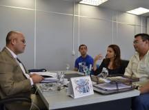 Liliane Araújo apresenta demandas sociais dos amigos da AAFAB, na Aleam