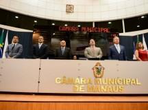 Governador José Melo anuncia parceria de R$ 155 milhões com a Prefeitura de Manaus