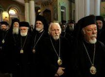 RELIGIÃO:Igrejas ortodoxas se reúnem após mil anos sem realizar um concílio