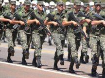 Exército abre processo seletivo com vagas para o Amazonas e salário de até R$ 5 mil