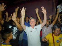 Não vão fazer com Manaus o que fizeram com a saúde do Estado, diz Arthur Neto