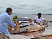 Manaus em destaque na revista 'Caras' desta semana