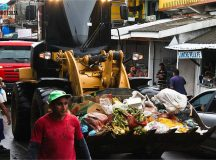 Mobilização social ajuda a manter a cidade limpa em Manacapuru,no AM