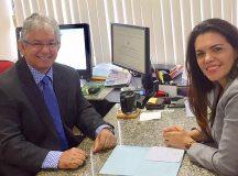 MPE vai notificar Governo sobre ticket alimentação dos servidores, informa Alessandra Campêlo