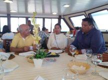 Vereadores reivindicam junto ao governador José Melo, obras de infraestrutura e a construção do CETI para Beruri, no AM