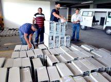 Aleam realiza doação de bens de informática para entidade filantrópica em Manaus