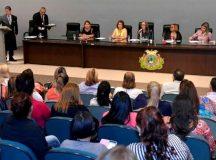 Evento na Aleam debateu o papel da mulher na política