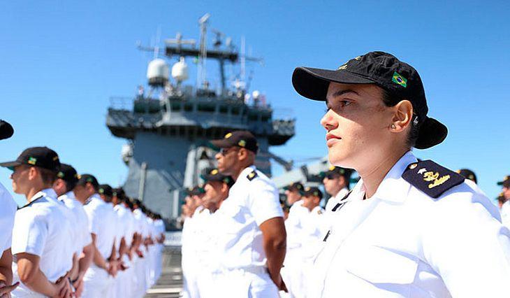 Marinha do Brasil abre 900 vagas para concurso de Nível Médio