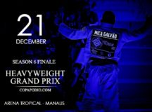 Grand Prix dos Pesos Pesados – Copa Pódio Manaus acontece neste sábado (21)