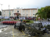 Dia do Marinheiro é comemorado em Manaus com Cerimônia no Com9°DN