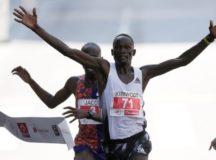 Quenianos dominam e vencem São Silvestre