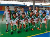 Arsenal do Araras de Caapiranga se classifica para a segunda fase da Copa Rede Amazônica de Futsal 2020