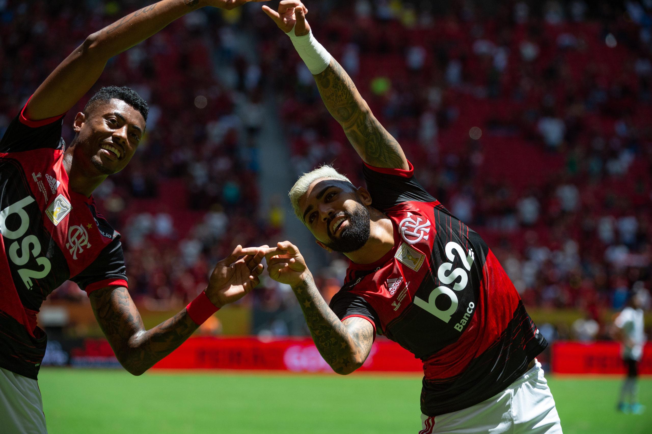 Flamengo encara Boa Vista na decisão do primeiro turno do Campeonato Carioca