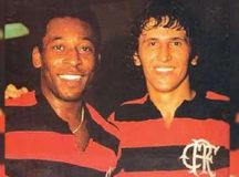 Melhor jogador pós-Pelé? Rei do Futebol coloca Zico entre os maiores da história