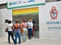 Prefeitura de Manaus seleciona candidatos para 51 vagas de emprego nesta segunda-feira, 9/3