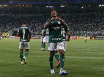 Palmeiras e Santos vencem na Liberta; Fla, São Paulo e Athlético jogam nesta quarta (11)