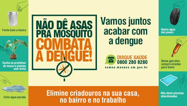 ESPECIAL PUBLICITÁRIO – Combate ao Aedes aegypti: é tempo de cuidarmos do futuro!