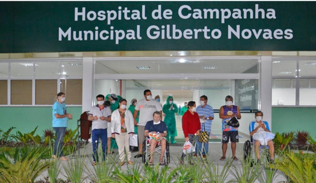 Coronavírus: 876.359 pessoas estão recuperadas no Brasil