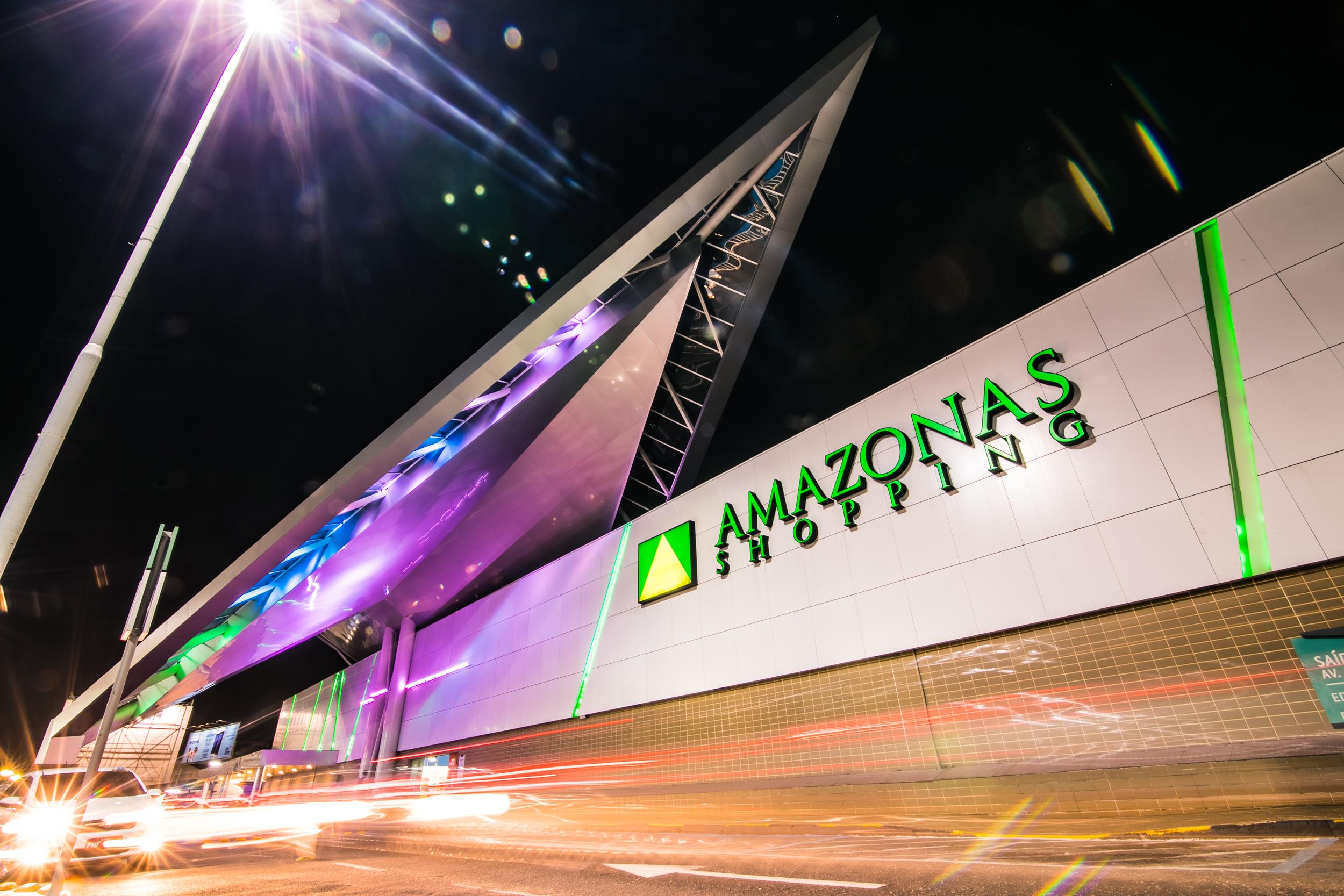 Academia, salão de beleza e clínicas de estética do Amazonas Shopping já reabriram, nesta segunda-feira (29)