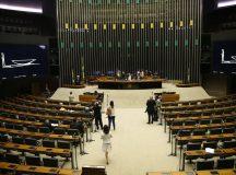 Brasília - Plenário da Câmara dos Deputados (José Cruz/Agência Brasil)