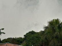 Norte do país tem tempo nublado com chuva, nesta terça-feira (2)