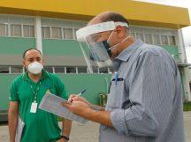 Hospital de Campanha Municipal de Manaus encerra atividades e o prefeito Arthur Neto diz que local continuará salvando vidas como escola