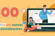 Prefeitura de Manaus oferta mais 600 vagas gratuitas para cursos profissionalizantes on-line