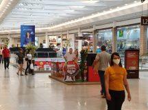 Em Manaus, Amazonas Shopping se prepara para abertura das lojas incluídas no segundo ciclo, no decreto do governo do Estado
