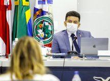 Carla Pollake nega, mas CPI da Saúde apresenta fatos que comprovam influência dela com Governo do Estado