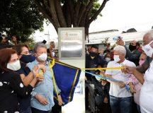 MOBILIDADE URBANA – 'Maior obra de mobilidade que já se fez em Manaus', diz prefeito Arthur Neto ao entregar segundo complexo viário de sua gestão