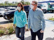 Prefeito Arthur Neto e primeira-dama de Manaus seguem em tratamento da Covid-19 no hospital Adventista