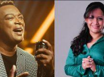 """Marquinhos Gomes e Josiane Rocha são atrações da Noite Gospel """"Ele não desistiu de você"""", no dia 14 de agosto em Manaus"""